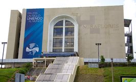 Miraflores-Verschlüsse Lizenzfreie Stockfotos