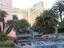 The Mirage Royalty Free Stock Photography