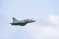 Mirage 5 de Dassault de l'Armée de l'Air française Image stock