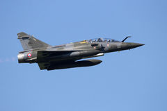 Mirage 2000 fighter jet Stock Image