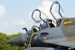 French Mirage 2000 fighter jet Stock Photo