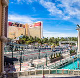 The Mirage Hotel and Casino Las Vegas Nevada Stock Photography