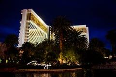 The Mirage, Hotel & Casino, Las Vegas, NV Stock Images
