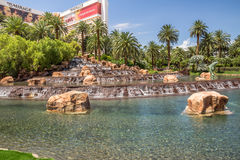 The Mirage Hotel and Casino Royalty Free Stock Photo