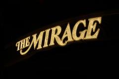 Mirage Hotel Las Vegas Royalty Free Stock Photo