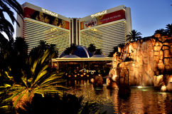 The Mirage Royalty Free Stock Images