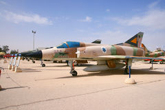 Mirage III airplane Stock Image