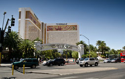 The Mirage Las Vegas Stock Image