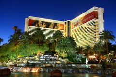 The Mirage Resort and Casino, Las Vegas, NV Stock Photos