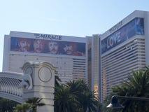 The Mirage Las Vegas Royalty Free Stock Images