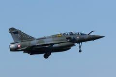 Miragem 2000 de Dassault Foto de Stock