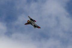 Miragem francesa 2000D da força aérea do Disp tático do delta da fatuidade Imagem de Stock