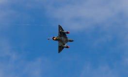 Miragem francesa 2000D da força aérea do Disp tático do delta da fatuidade Foto de Stock Royalty Free