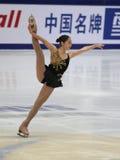Mirai Nagasu (S.U.A.) Immagini Stock