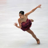 Mirai Nagasu of USA, figure skating star Stock Photos