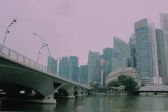 Mirakel av Singapore arkivbilder