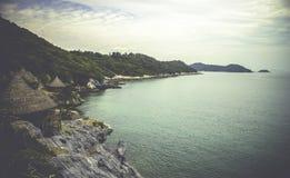 Mirakel- hav Thailand Royaltyfri Bild