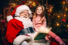 Mirakeltijd bij Kerstmis stock foto's