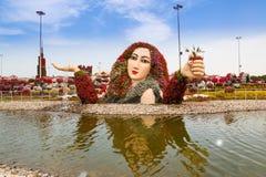 Mirakelträdgård Royaltyfria Foton
