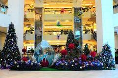 Miramall christmas decor, hong kong Stock Images
