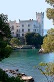 miramar παλάτι Στοκ εικόνες με δικαίωμα ελεύθερης χρήσης