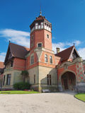 Miramar Palace Royalty Free Stock Image