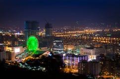 Miramar rozrywki park w Taipei Zdjęcia Royalty Free