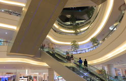 Miramar rozrywki parka zakupy centrum handlowe Taipei Tajwan Fotografia Royalty Free