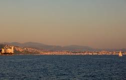 Miramare castle, Trieste Royalty Free Stock Image