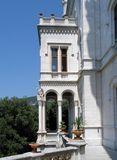 miramare för 2 slott Royaltyfri Foto