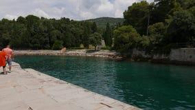Miramare kasztel Włochy zdjęcie wideo