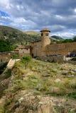 MIRAMBEL, ESPANHA - 16 DE AGOSTO Fotografia de Stock Royalty Free
