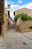 Mirambel, the province of Teruel, Aragon, Spain. Stock Photo