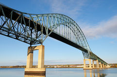 Miramichi Brücke Stockfotos