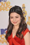 Miranda Cosgrove Royalty Free Stock Photo