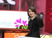 Miranda Cosgrove - Macy's Thanksgiving Day Parade Royalty Free Stock Image