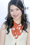 Miranda Cosgrove on the red carpet. Royalty Free Stock Photography
