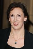 Miranda Hart royalty free stock photo