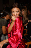 Miranda Kerr,  Victoria's Secret. Miranda Kerr at the Victoria's Secret Pre Fashion Show Makeup Session. Hollywood and Highland, Hollywood, CA. 11-15-07 Royalty Free Stock Photography