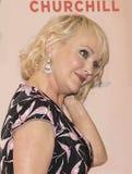 Miranda Richardson στοκ φωτογραφία