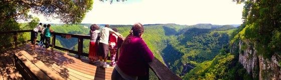 Mirante do Parque da Ferradura Stock Images
