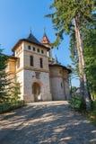 Mirauti Church in Suceava, Romania Royalty Free Stock Images