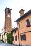 Mirazzano, old village Royalty Free Stock Photos