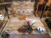 Mircea cel Batran坟墓 免版税图库摄影