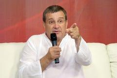 Mircea Dinescu immagine stock libera da diritti