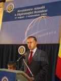 Mircea Geoana Lizenzfreies Stockbild