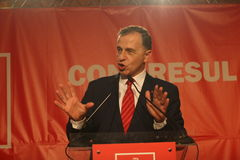 Mircea Geoana Royalty Free Stock Photo