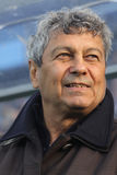 Mircea Lucescu Royalty Free Stock Photo
