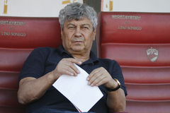 Mircea Lucescu Royalty Free Stock Photography