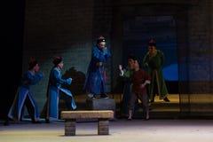 """Mire adelante al Shan de mirada-Shanxi Operatic""""Fu al  de Beijing†Fotos de archivo"""